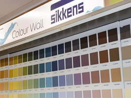 sikkens colour wall